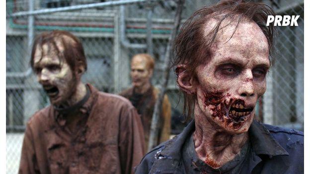 The Walking Dead saison 8 : un nouveau zombie horrible et dangereux