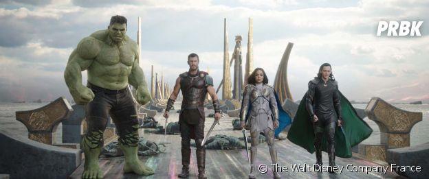 Thor Ragnarok : les Revengers