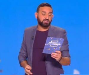 Cyril Hanouna clashé par un patron TF1 : l'animateur lui répond dans TPMP !
