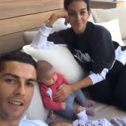 Cristiano Ronaldo papa : il dévoile le prénom de sa future fille