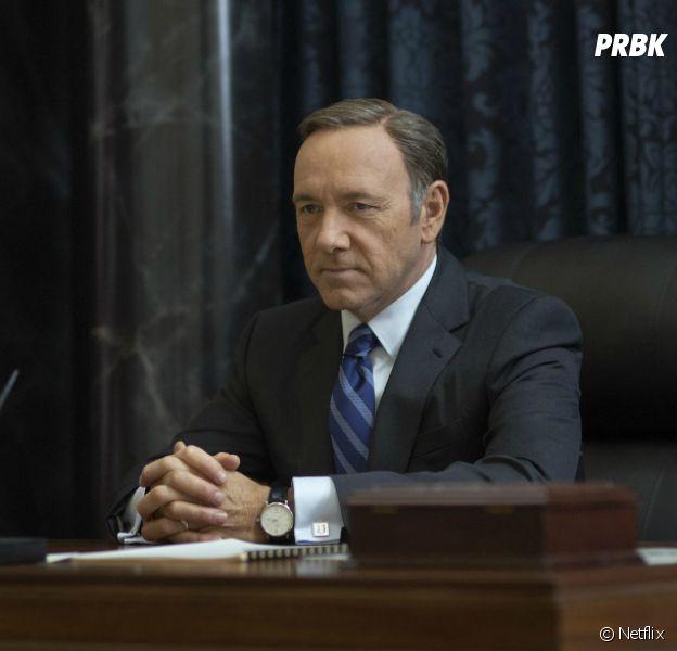 Kevin Spacey accusé de harcèlement sexuel sur le tournage de House of Cards