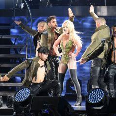 Britney Spears : un téton s'échappe (encore) de son soutien-gorge en plein concert