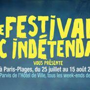 Paris Plages 2010 ... les artistes présents lors du festival Fnac Indétendances sont ...