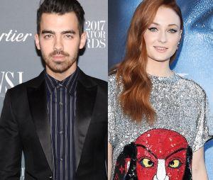 Joe Jonas et Sophie Turner fiancés : découvrez toutes les photos de leur soirée de fiançailles !