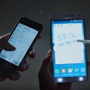 iPhone X : Samsung fait passer les fans d'Apple pour des pigeons avec une vidéo qui pique