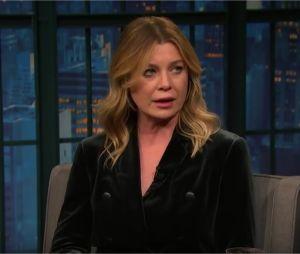 Grey's Anatomy saison 14 : Ellen Pompeo tacle la série dans une interview donnée à Seth Meyers