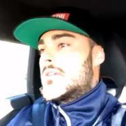 """Thibault Kuro agressé par des haters sur l'autoroute : """"t'aurais pu me faire crever"""""""