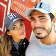 Julia Paredes séparée de son petit ami Paolo ? Le message qui sème le doute