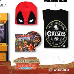 Unboxing : les produits de la wootbox Fight du mois de novembre