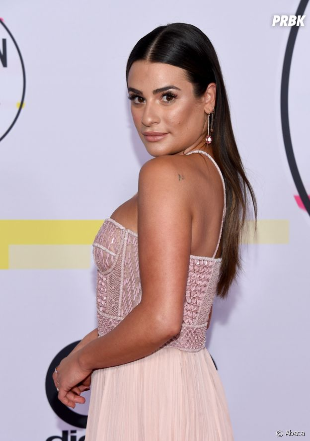 Lea Michele sublime aux American Music Awards 2017 le 19 novembre à Los Angeles