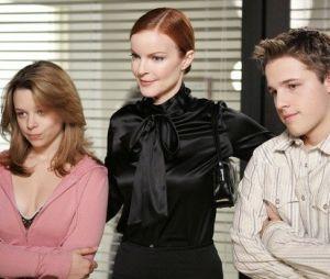Shawn Pyfrom avec Marcia Cross et Joy Lauren dans Desperate Housewives