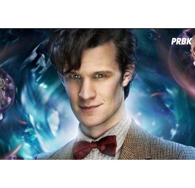 Doctor Who : Matt Smith prêt à revenir dans la série