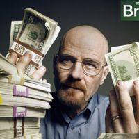 Breaking Bad ... une saison 4 pour la série