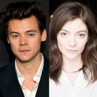 Harry Styles embrasse Lorde : les bisous qui enflamment Twitter