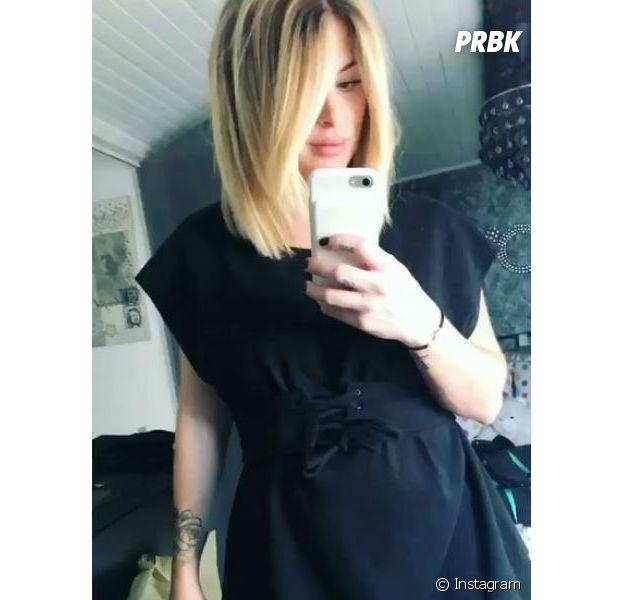 Emilie Fiorelli enceinte de M'Baye Niang : elle dévoile la date d'accouchement du bébé !