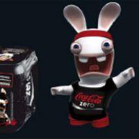 Coco-Cola Zero ... des canettes collector à l'éffigie des Lapins Crétins