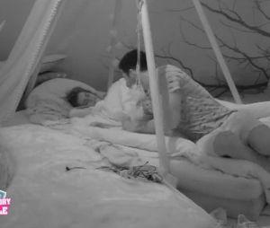 Barbara (Secret Story 11) retrouve son ex Benjamin... et passe la nuit avec