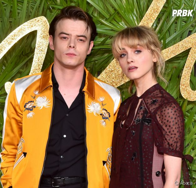 Charlie Heaton et Natalia Dyer en couple : les photos de leur premier red carpet à deux