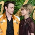 Charlie Heaton et Natalia Dyer en couple, c'est officiel !