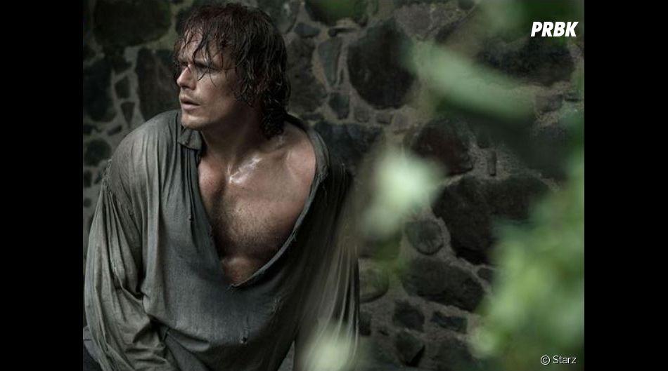 Outlander saison 3 : Jamie sur une photo