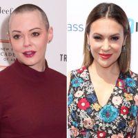 "Rose McGowan (Charmed) attaque Alyssa Milano sur Twitter : ""Tu me donnes envie de vomir"""