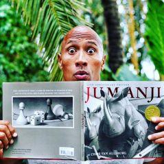 Jumanji : Dwayne Johnson, l'acteur aux milles vies