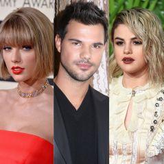 Taylor Swift et Joe Jonas, Selena Gomez et Taylor Lautner... Les couples de stars oubliés