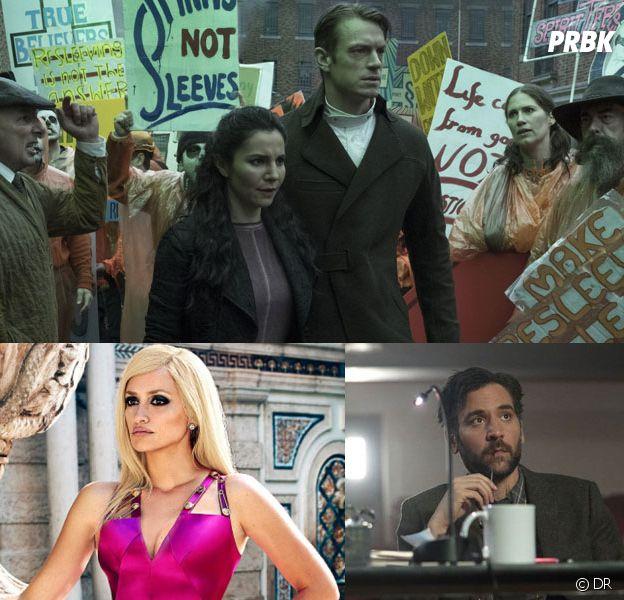 Altered Carbon, Rise, Nox... 10 séries qu'on a hâte de voir en 2018