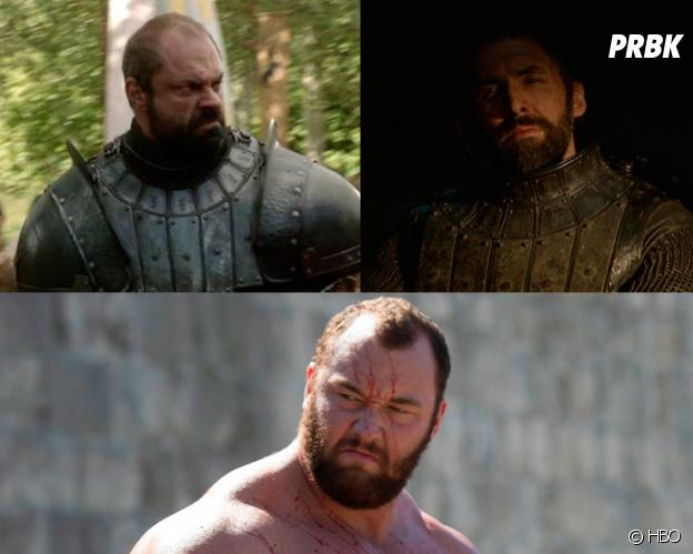 Ces séries qui ont changé d'acteurs en cours de route : La Montagne dans Game of Thrones