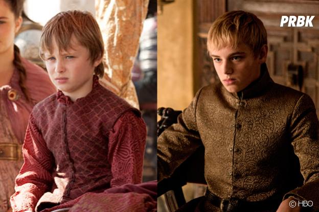 Ces séries qui ont changé d'acteurs en cours de route : Tommen dans Game of Thrones