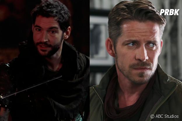 Ces séries qui ont changé d'acteurs en cours de route : Robin des Bois dans Once Upon a Time