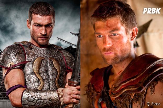 Ces séries qui ont changé d'acteurs en cours de route : le héros de Spartacus