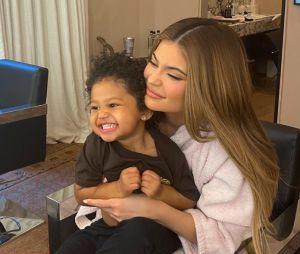 Kylie Jenner et sa fille Stormi