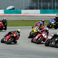 Grand Prix Moto de Grande-Bretagne 2010 ... les résultats Moto GP et Moto 2