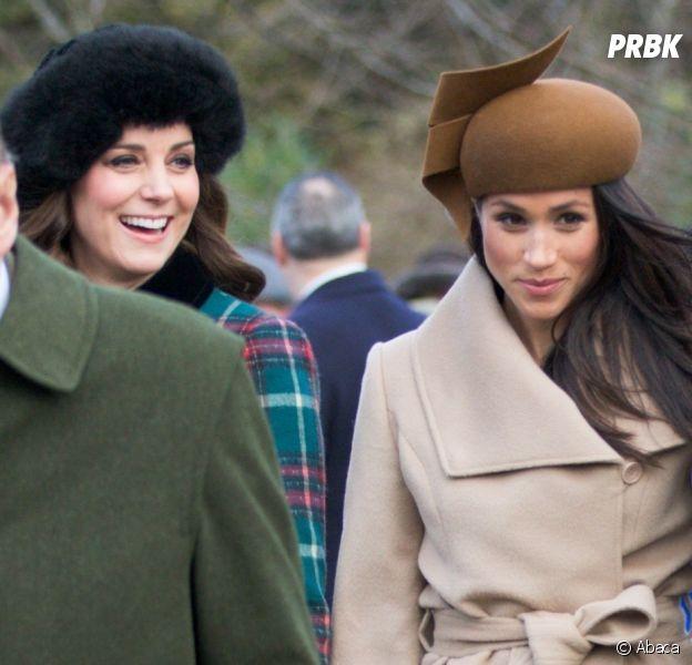 Kate Middleton et Meghan Markle : leurs premières photos ensemble créent le buzz !