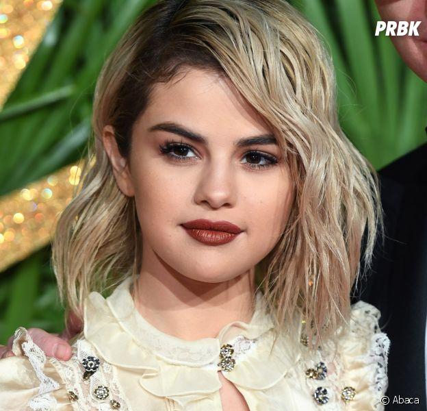 Selena Gomez N'Est Plus Blonde, Elle A Déjà Changé De Couleur De