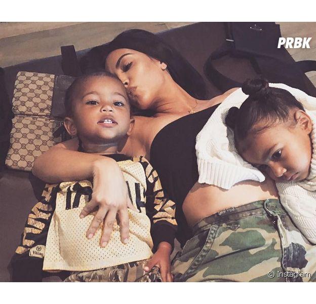 Kim Kardashian et Kanye West : leur fils Saint hospitalisé pour une pneumonie