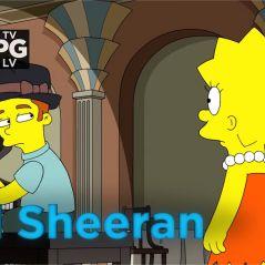 Les Simpson : première bande-annonce pour l'arrivée d'Ed Sheeran