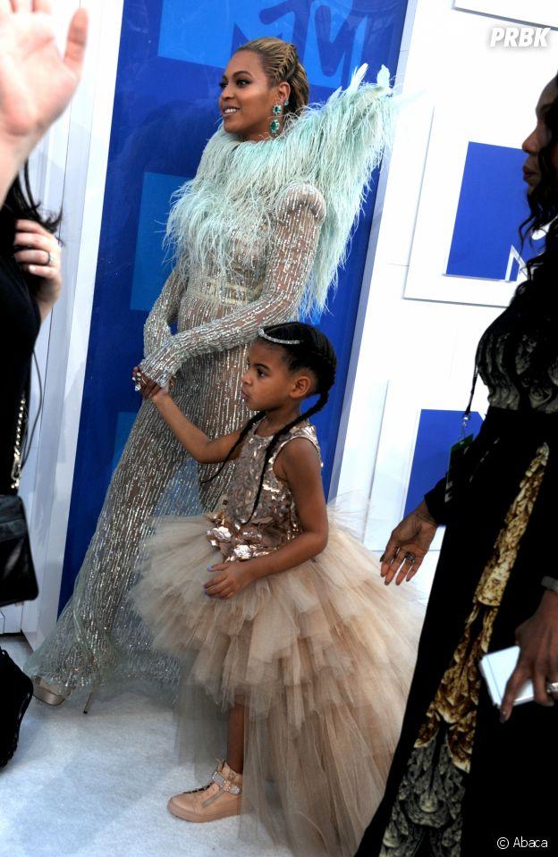 Blue Ivy Carter à l'âge de 5 ans