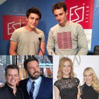 Hugo Clément & Martin Weill, Matt Damon & Ben Affleck... : ces stars qui ont été à l'école ensemble
