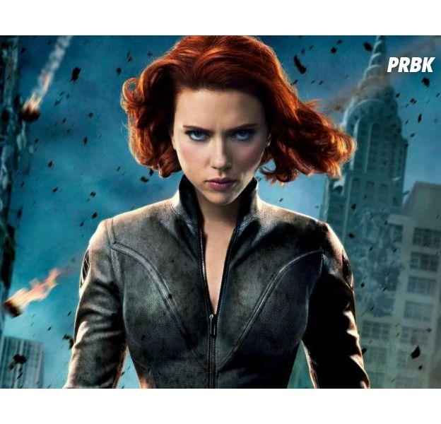 Black Widow : enfin un film solo pour l'héroïne de Scarlett Johansson ?