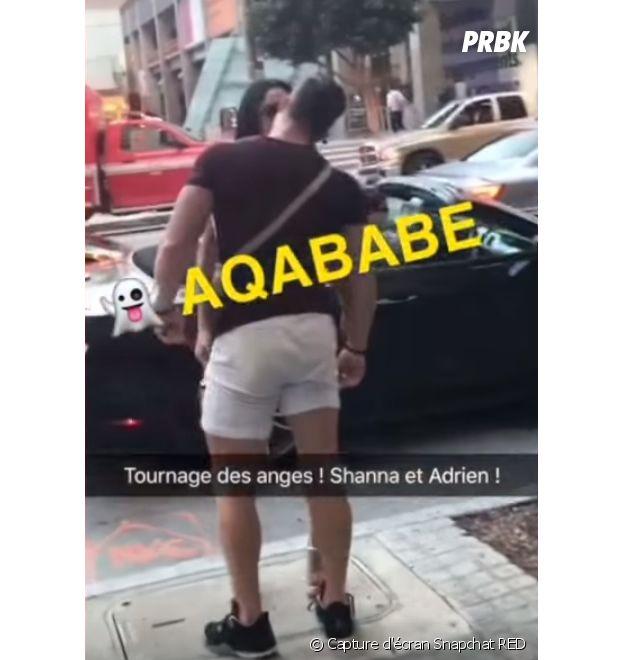 Les Anges 10 : Shanna Kress et Adrien Laurent en couple ? La vidéo qui semble le confirmer !