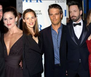 Jennifer Garner a été en couple avec Scott Foley, Michael Vartan et Ben Affleck