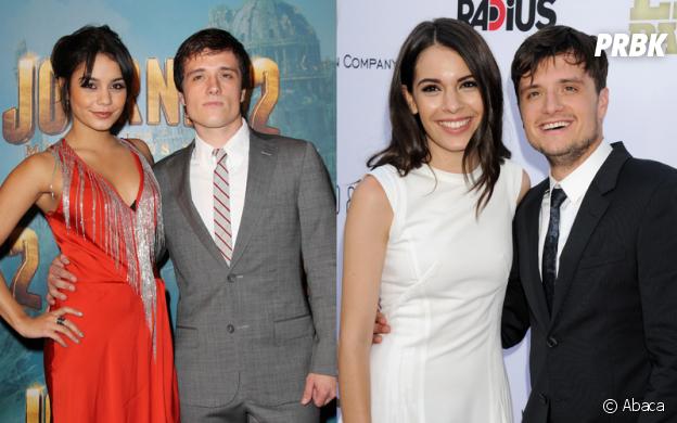 Josh Hutcherson a été en couple avec Vanessa Hudgens et Claudia Traisac