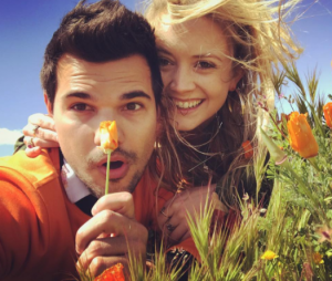Taylor Lautner et Billie Lourd se sont rencontrés sur le tournage de Scream Queens