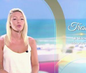Tressia (La Villa 3) avoue la vérité sur sa coucherie avec Florent Ré