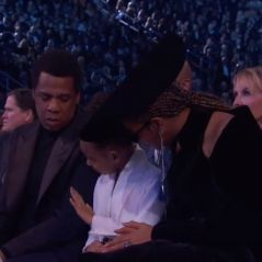 Grammy Awards 2018 : quand Blue Ivy remet en place ses parents Beyonce et Jay Z, la vidéo buzz