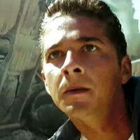 Brad Pitt et Shia Labeouf ensemble dans un film