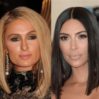 Paris Hilton devient le sosie de Kim Kardashian pour Yeezy season 6