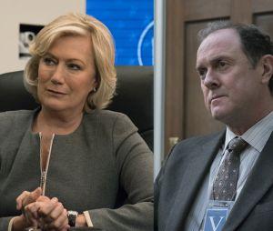 House of Cards saison 6 : Jayne Atkinson (Catherine Durant) et Boris McGiver (Tom Hammerschmidt) de retour